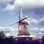 Gallerieholländerwindmühle Nenndorf