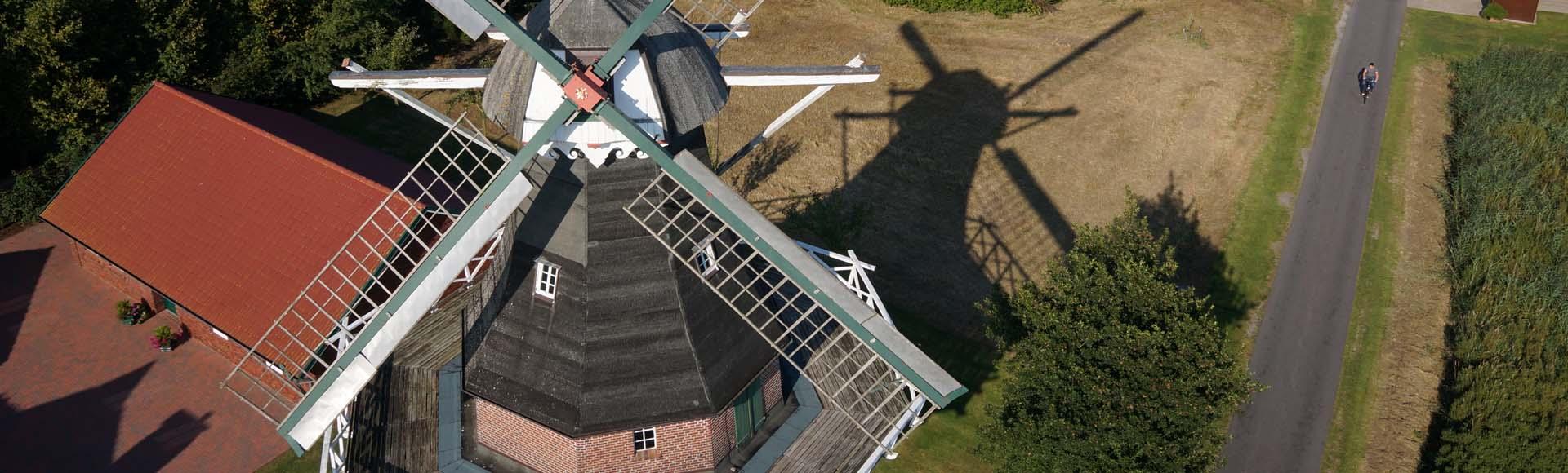 Mühle Klaashen Schweindorf