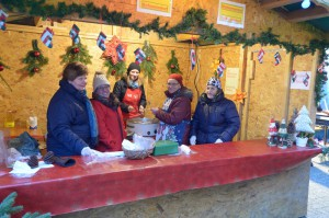 Adventsmarkt in Schweindor, 30.11.2014