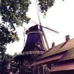 Windmühle Felde