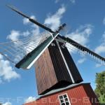 Bockwindmühle Dornum