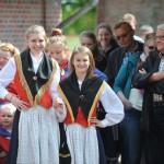 Deutscher Mühlentag an der Mühle Klaashen, 25.05.2015