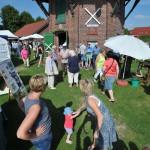 Mühlenfest in Schweindorf, 09.08.2015, Veranstalter: Mühlenverein Schweindorf